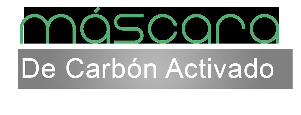 mascara carbon activado titulo