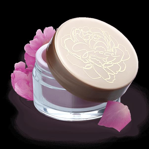 Serum envase con rosa